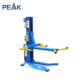 Hydraulic portable electric single post car lift equipment with CE