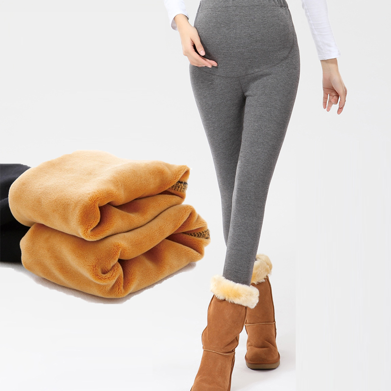 1caa16b1c5 Buy Hot Selling Maternity Clothes Winter Legging Thickening Belly Flannel  Leggins Pregnant Women Capris Pants Free Shipping D8 in Cheap Price on  m.alibaba. ...