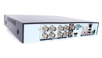1080P P2P HDMI 8CH CCTV DVR Recorder D1 recording Easy reomote view via Device Serial Number Security cctv DVR