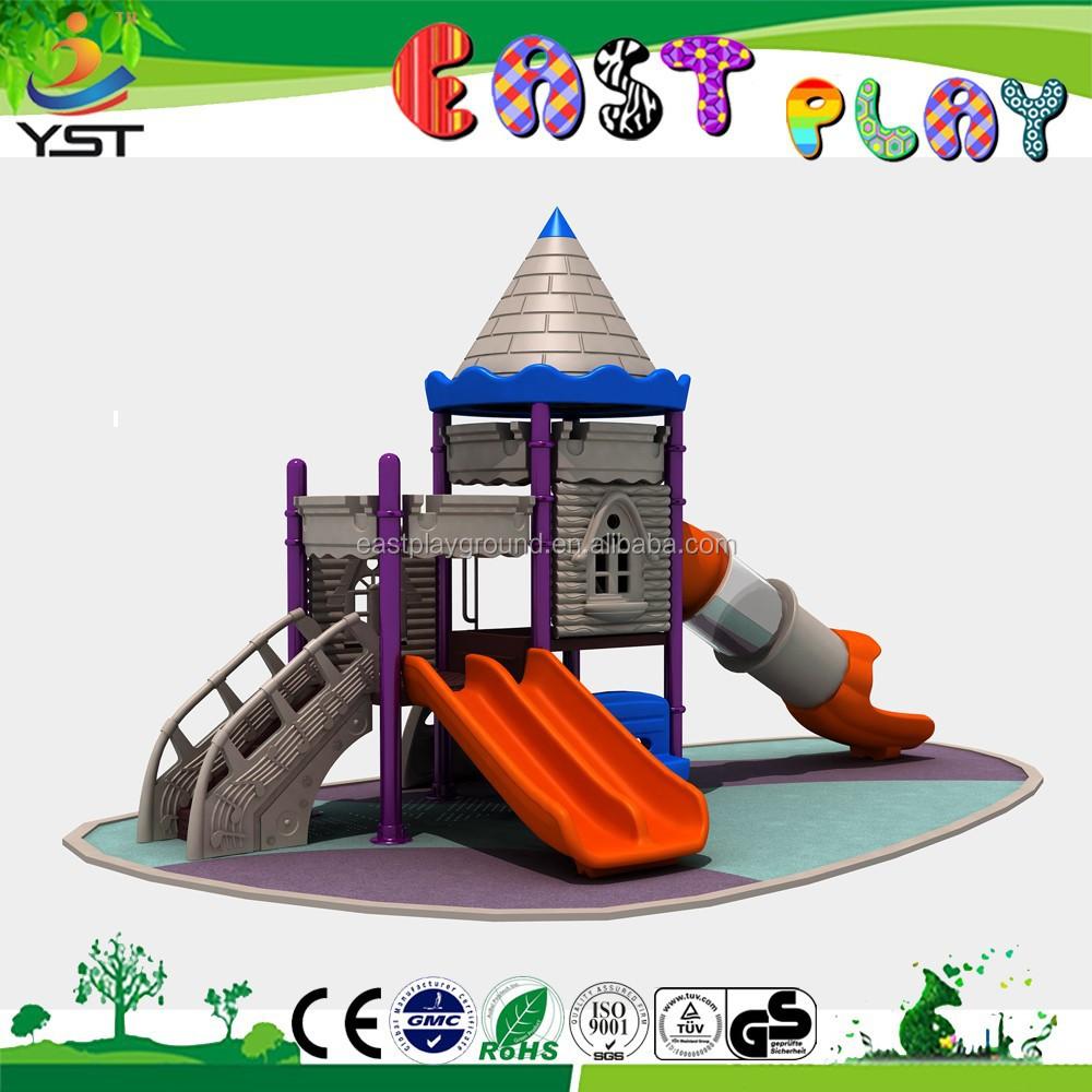 hard plastic playground plastic backyard playground plastic toy