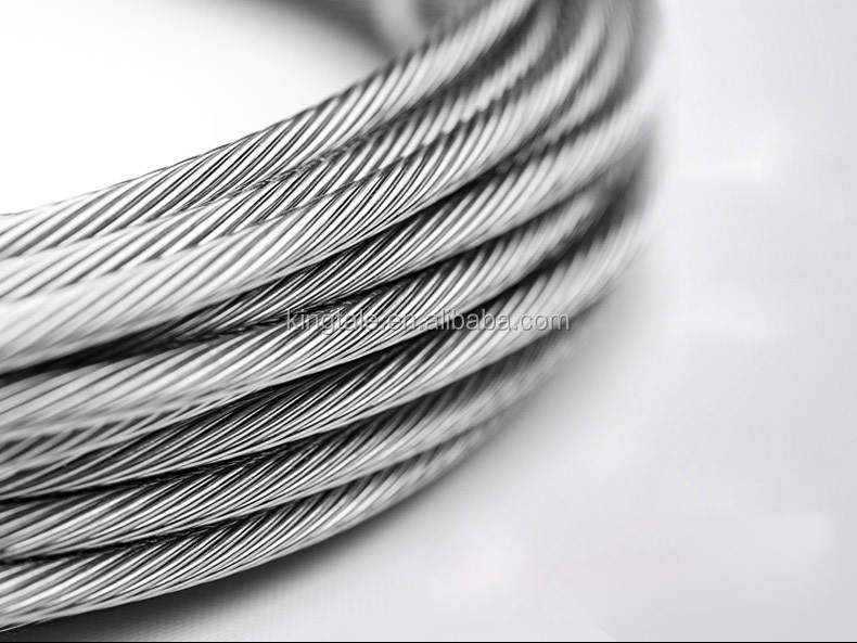 Ultra Thin Stainless Steel Wire /cable/stainless Steel Wire Rope ...