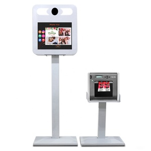 New 360 Portable Photobooth Kiosk Selfie Instagram Photo booth case for sale