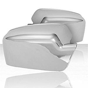 AONED Mercury Milan Chrome Full Size Mirror Covers (2 Piece): Fits 2006, 2007, 2008, 2009 and 2010