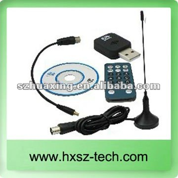 Mini usb dvb t tv stick(Model:HX126)