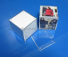Plastic Photo Cube Picture Cube Plastic Photo Cube Picture Cube