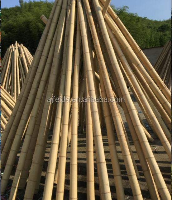 Pali di bamb di vendita materie prime di bambu id for Vendita bambu