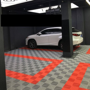 Garage Floor Grate Parking Mats