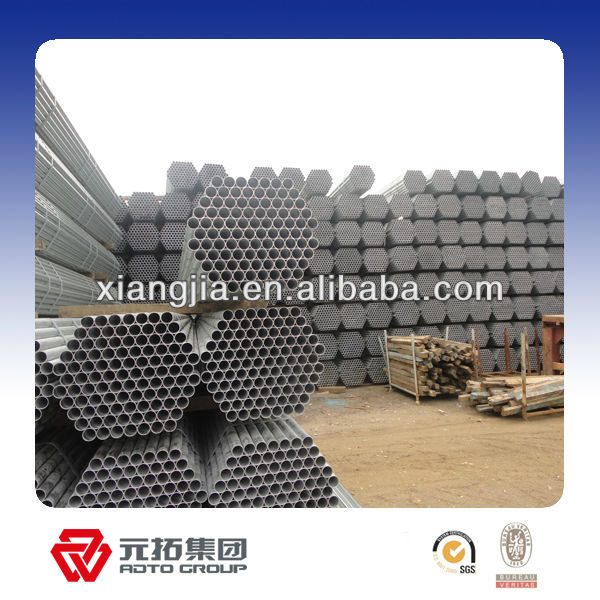 JIS G3444-2010 hot sale scaffolding pipe