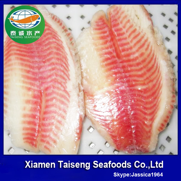 Supply Frozen Whole Round Tilapia & Nile Tilapia Fillets