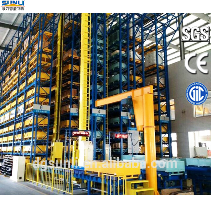Warehouse Automation,Automated As&rs Storage System - Buy As&rs Storage  System,Automated As&rs Storage System,As&rs System Product on Alibaba com