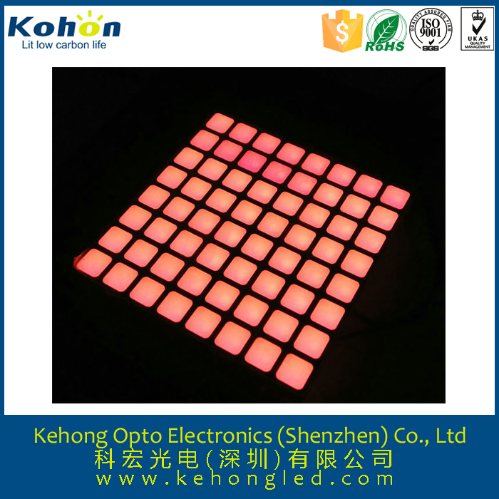 China best sale dot matrix led display project, dot matrix outdoor display