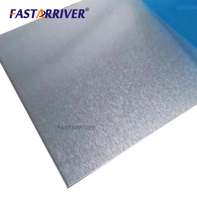 a5005 5052 5754 5182 5454 5456 brushed aluminum sheet/plate