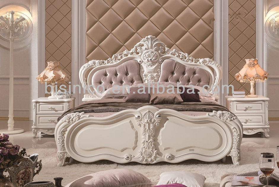 Beautiful Chambre A Coucher Lit King Size Gallery - House Design ...