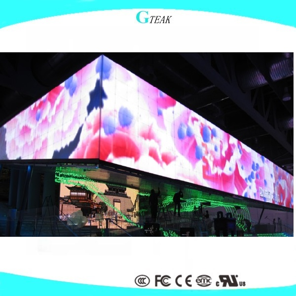 China supplier big screen outdoor advertising led tv with waterproof function