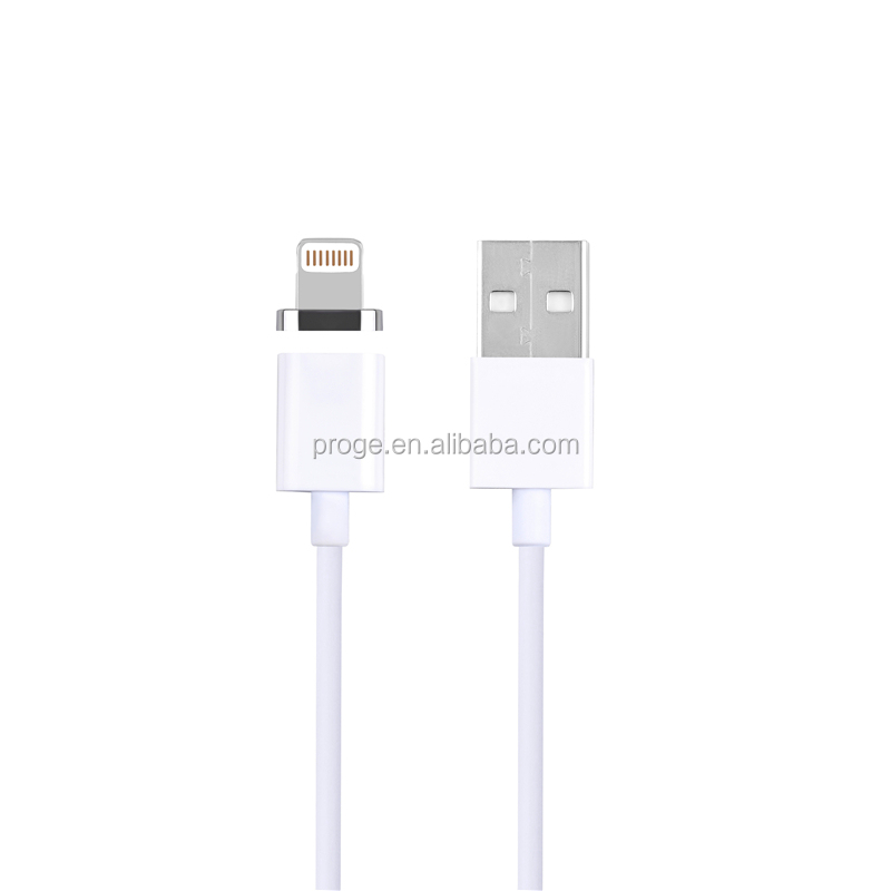 2.4 amp for iphone usb cable fast adapter charger magnetic usb cable charging