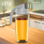 Leak proof eco glass oil bottle with high quality