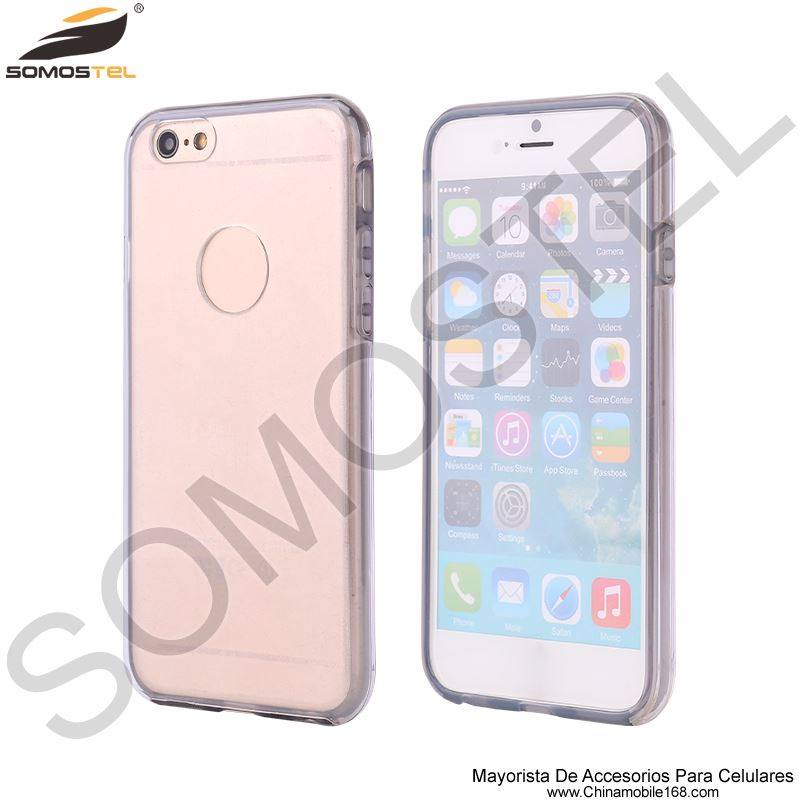 2016 New TPU + PC case of 360 Full <strong>Protections</strong> for iPhone 6