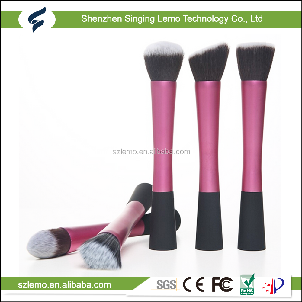 Hot sell Women's Professional cosmetic <strong>set</strong> 5pcs make <strong>up</strong> brushes with metal gift <strong>box</strong> private label makeup brush