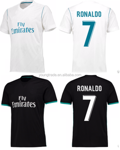 real top quality 2017 2018 soccer jersey for madrid fans
