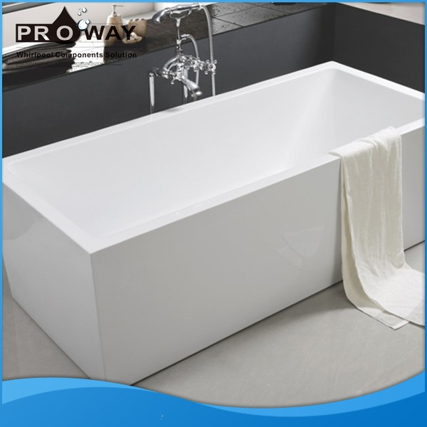 Fashion Freestanding Adult Bath Tub Hydro Massage Tubs Acrylic Bath Tube