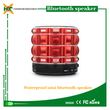 Bluetooth waterproof speaker stand made in china merchandise
