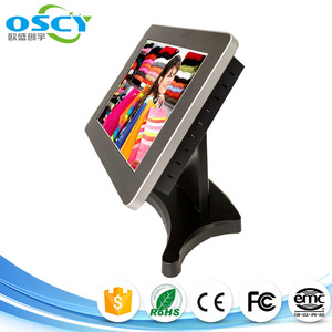 High resolution 12inch touch screen pos machine price, POS pc, POS all in one pc