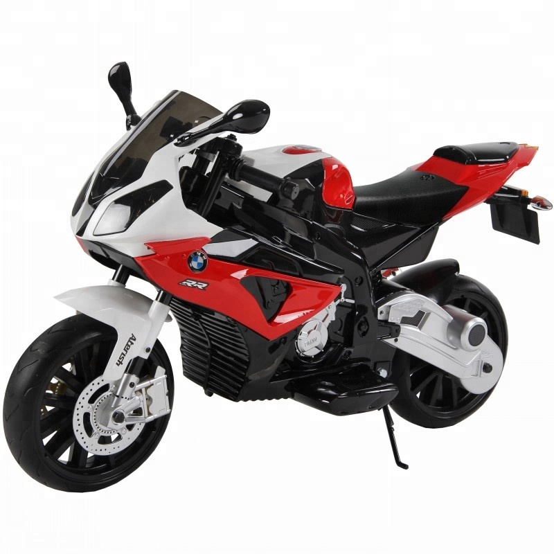 Best Quality Licensed Bmw S1000rr 12v Battery Kids Electric Motorcycles For