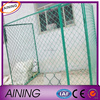 Chain link fence cage/Chain link wire fence/5 foot plastic coated chain link fence