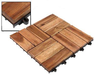 Mattonelle di legno dellacacia 30x30 buy il legno copre di tegoli