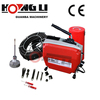 HONGLI D150 clogged drain pipe cleaning tool