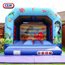 Commercial Home Inflatable Bouncer Jumping Cheap Small Bouncy Castle
