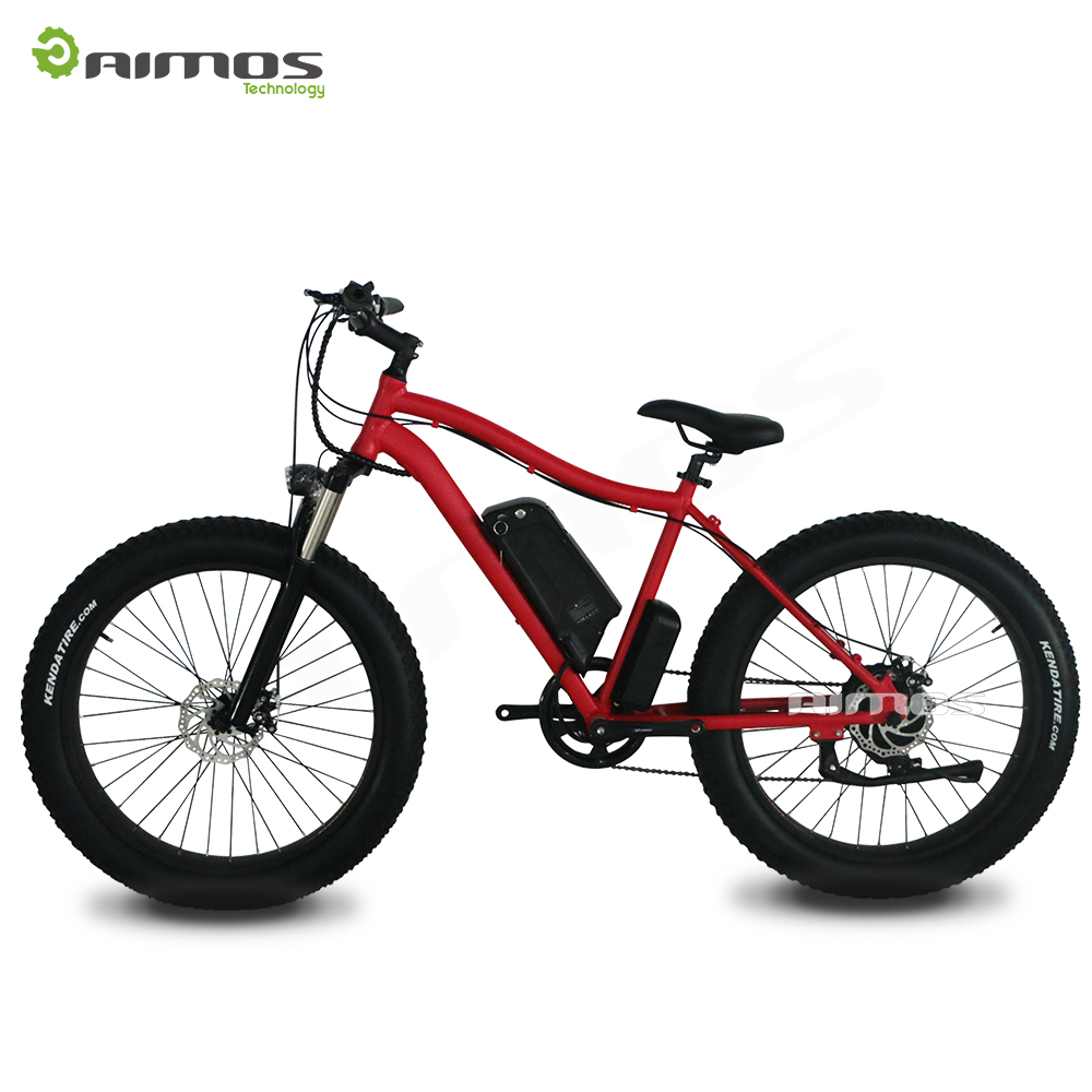 AMS-TDE-01 1000w gear motor very cheap fat electric bicycle