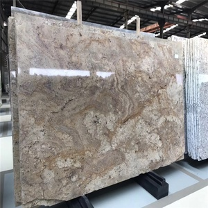 China exotic golden persa granite slabs for sale