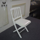 Wholesale Cheap Banquet Folding Napoleon Chairs With Padded Seats