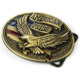 Wholesale fashion men america eagle western belt buckle