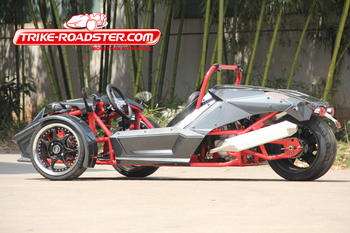 Trike Roadster 3 Wheel Racing Quad 250cc Water Cooled Engine Auto Or Manual  Clutch - Buy Trike Roadster,Racing Quad,3wheel Racing Quad Product on