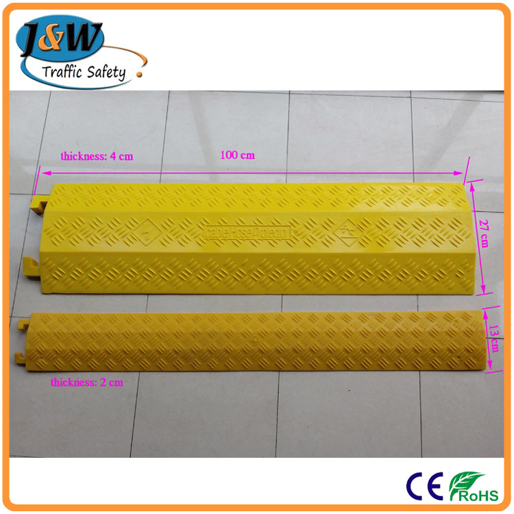 New Products Flexible Soft Pvc 1 Channel Floor Cable Cover - Buy ...