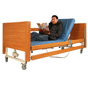 Chinese Factory Top Grade Quality Electric Hospital Bed for Sale