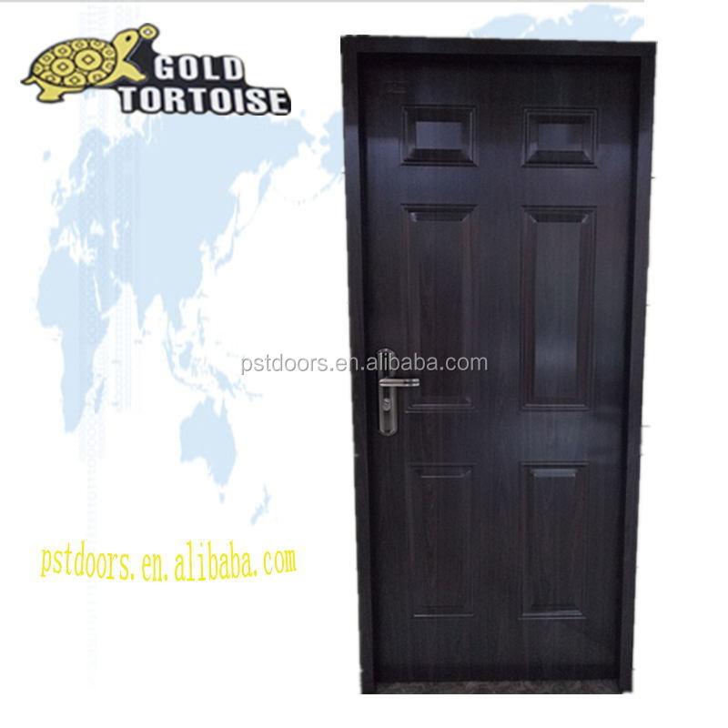 panneau en acier porte avec en bois bord t le d 39 acier galvanis id de produit 60420590607. Black Bedroom Furniture Sets. Home Design Ideas