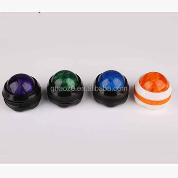 Health Care Massager Ball Roller Ball Resin Material Factory