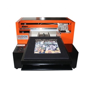 Big sale A3 size dtg garment printer cotton t-shirt printing machine for textile printing