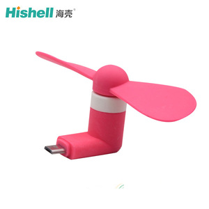 Good Quality Mini Portable Fan Battery Small Rechargeable Clip Fan