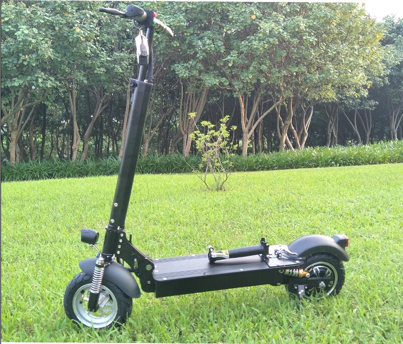 New Fat Tire Electric Scooter with seat for adult 48V 1200W Explosion-proof tires electric motorcycle mobility scooter