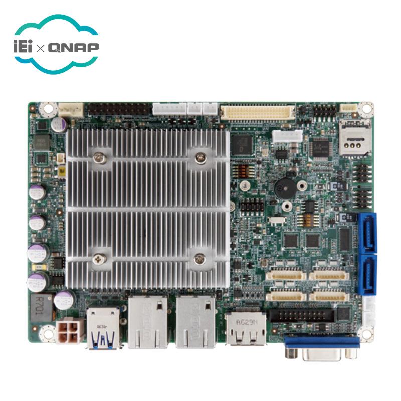 IEI WAFER-AL-N2 3.5 אינץ אינטל 14nm פנטיום N4200 embedded תעשייתי האם