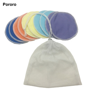 Absorbent and comfortable Baby Feeding Reusable Nursing Pads , Hot Sale nursing pads on Amazon