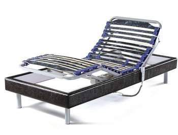 Full Electric Adjustable Wooden Slatted Bed Frames Buy Full Electric Adjustable Bed Frame