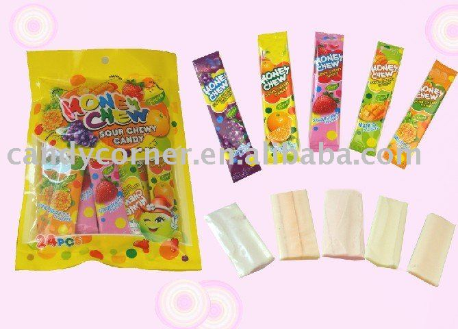 Honey Chew Sour Candy