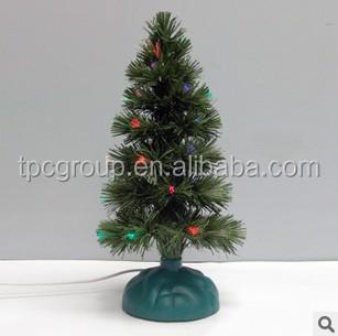 fiber optic mini christmas trees fiber optic mini christmas trees suppliers and manufacturers at alibabacom - Usb Christmas Tree