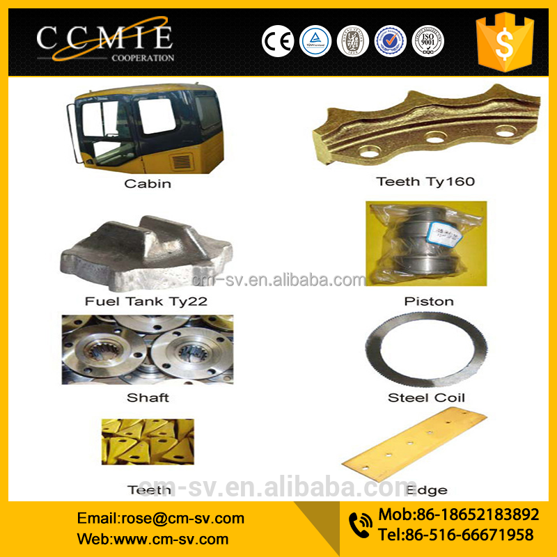 Reliable and Good wheel loader torque converter for construction machinery