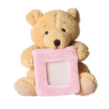 China Manufacturer Customized Plush Teddy Bear Photo Frame - Buy ...